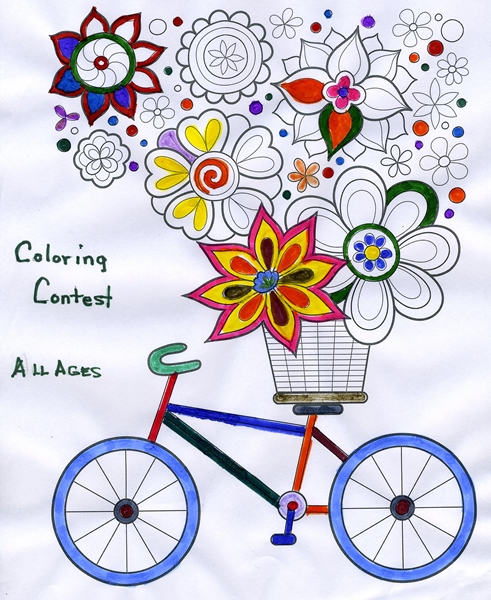 Coloring Contest…all ages