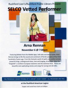 Arna Rennan – Immigration: Found in Translation